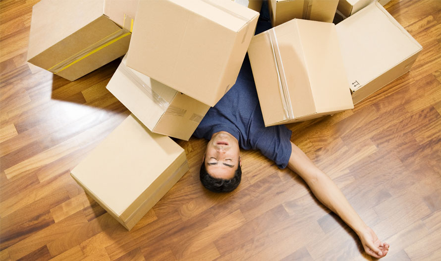 Important steps to take post moving day