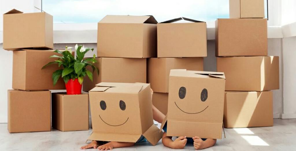 How to pack and move your stuff if you live alone